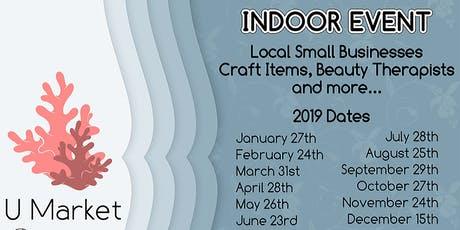 Indoor Community Market tickets