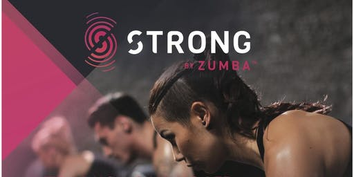Strong by Zumba with Ahsha