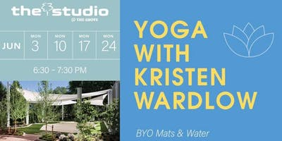 Yoga at The Studio at The Grove