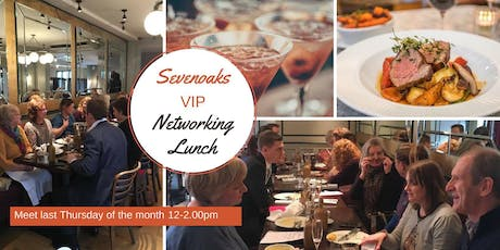 Sevenoaks VIP Networking Lunch  tickets