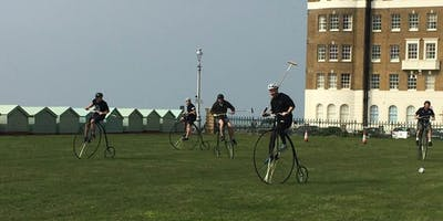 Penny Farthing Polo + Picnic