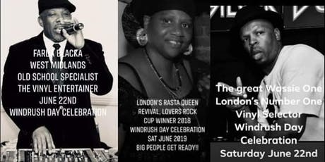 National Windrush Day - Dudley tickets