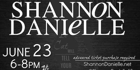 Shannon Danielle  Spirit Mediumship Gallery | Broomstick Betty tickets