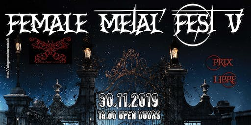 Female Metal Fest V