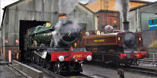 Tyseley open day - pre event photo session