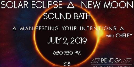 SOLAR ECLIPSE SOUND BATH