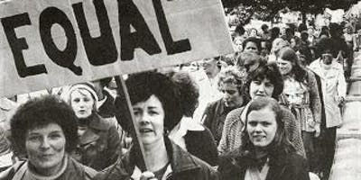 Women leading the way to equality and justice