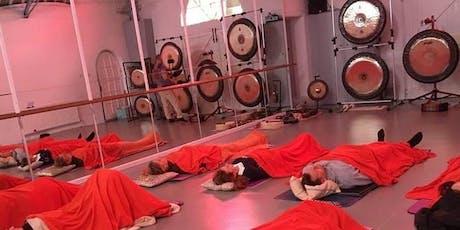 Chakra Balancing Gong Bath tickets