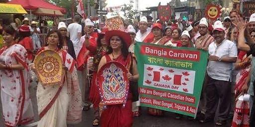 Canada Day Bangla Caravan Ottawa 2019