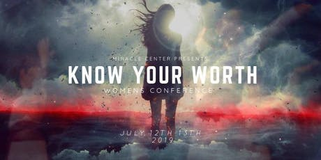 Know Your Worth Women's Conference tickets