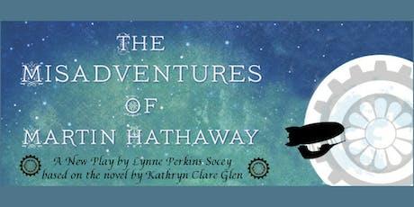 Earlham Theatre Arts Presents: The Misadventures of Martin Hathaway tickets