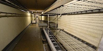 Ghost Hunt At Kelvedon Hatch Secret Nuclear Bunker