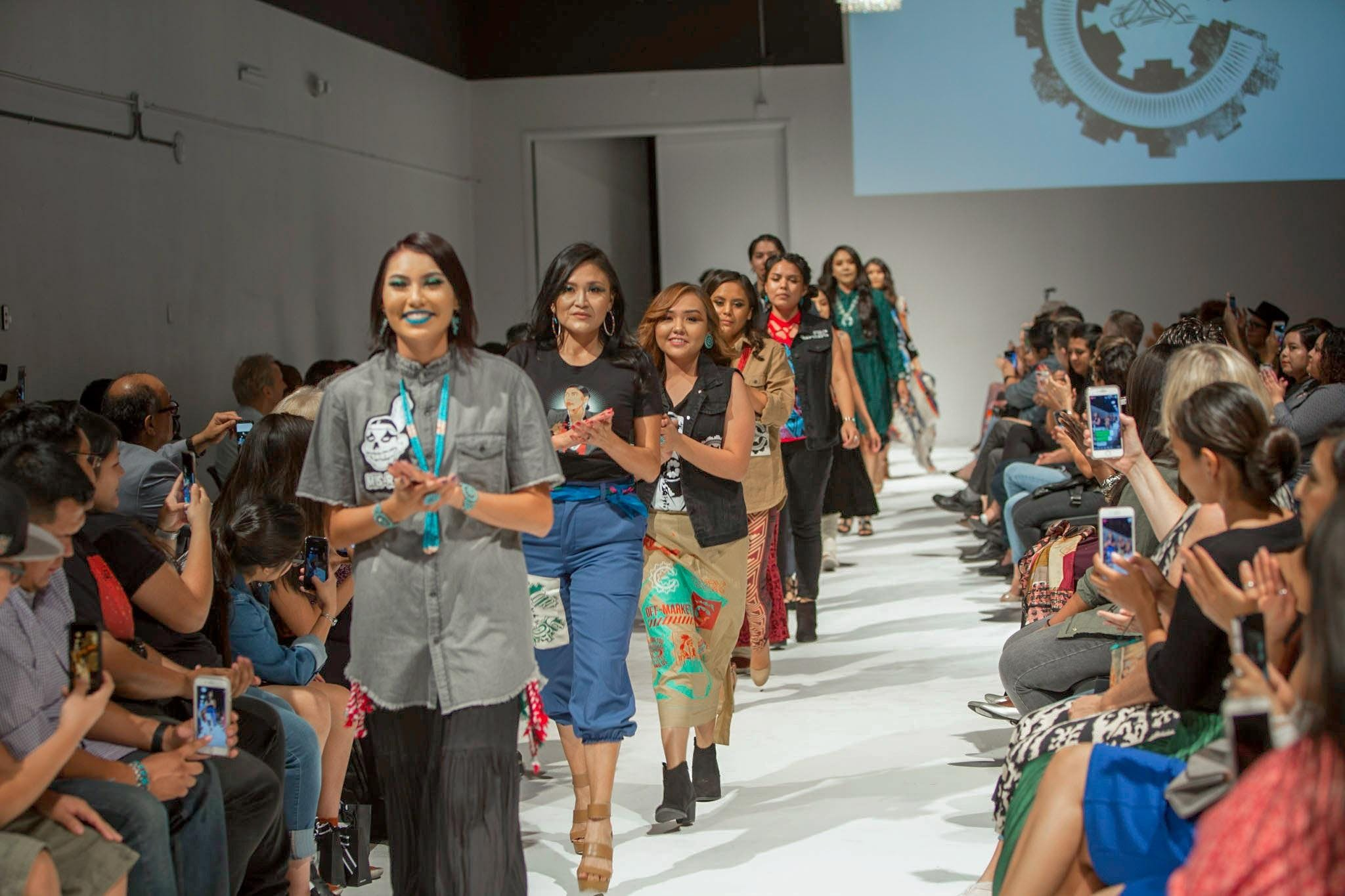 CULTIVATE  The AZ Apparel Foundation Designers in Residence Fashion Show