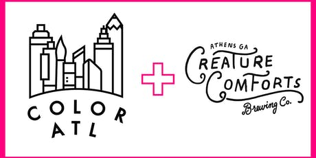 ColorATL + Creature Comforts tickets