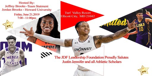 The JDF Leadership Sports Gala