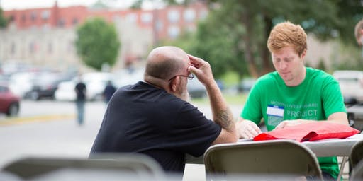 VOLUNTEER SHIFTS (OTHER) at Project Homeless Connect KC 2019