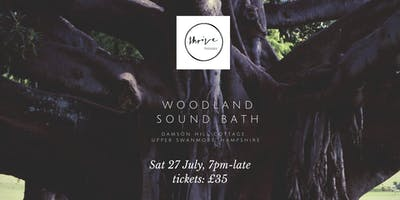 Woodland Soundbath