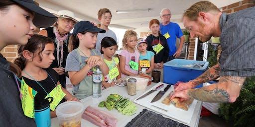 Kids' Cooking & Art Camp