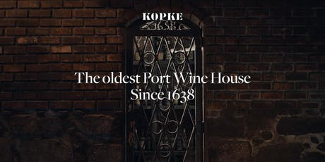 Port, Cheese and Chocolate Masterclass with João Belo of Kopke tickets