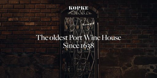 Port, Cheese and Chocolate Masterclass with João Belo of Kopke