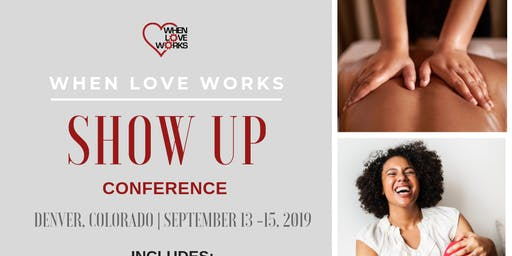 Show Up  Womens Conference