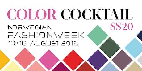 Norwegian Fashion Week - SS20 tickets