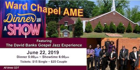 Dinner & Gospel Jazz tickets