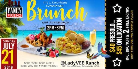 FancyFrenz Brunch & Punch tickets