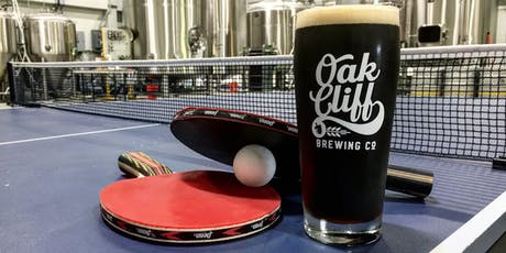 Oak Cliff Ping Pong Tourney - August 2019 tickets