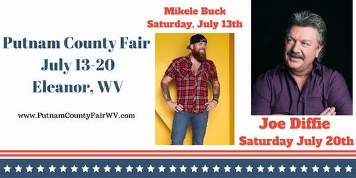 Putnam County Fair 2019 General Admission
