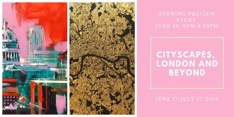CITYSCAPES, LONDON AND BEYOND tickets