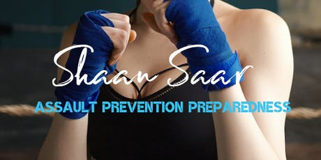 Women's Only Assault Preparedness Course: No Cost Event with Free Childcare tickets