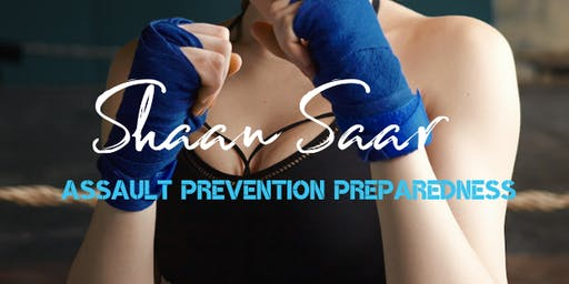 Women's Only Assault Preparedness Course: No Cost Event with Free Childcare