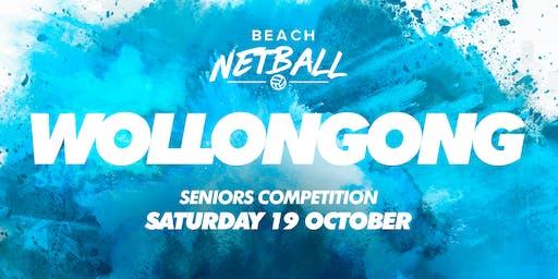 Beach Netball | Wollongong - Seniors