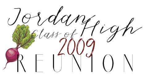 JORDAN HIGH SCHOOL CLASS OF 2009 REUNION