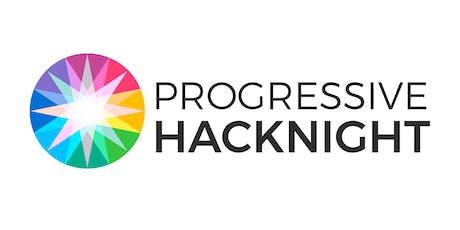 Progressive HackNight #53 - Working HackNight tickets