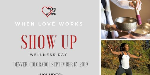 Show Up Wellness Day