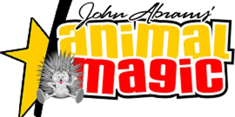 Animal Magic with John Abrams tickets