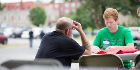 VOLUNTEER NAVIGATOR SHIFT at Project Homeless Connect KC 2019 tickets