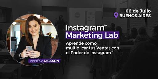 Workshop Instagram Marketing Lab - Buenos Aires