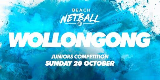 Beach Netball | Wollongong - Juniors