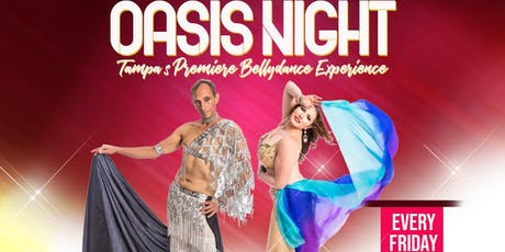 Oasis Nights tickets