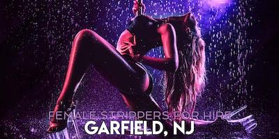 Hire a Female Stripper Garfield, NJ - Private Part