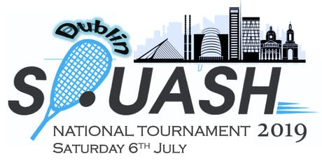 Dublin National Squash Tournament tickets