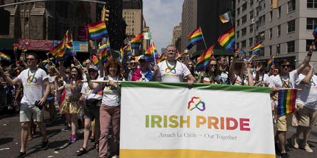 March with the Irish Consulate in World Pride in NY on Sunday 30 June! tickets
