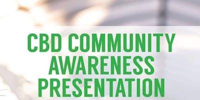 CBD COMMUNITY AWARENESS ON CBD