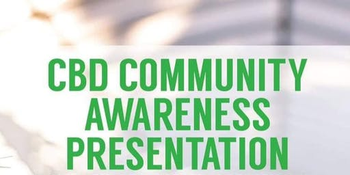 CBD COMMUNITY AWARENESS ON CBD