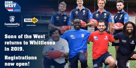 Sons of The West Men's Health Program tickets