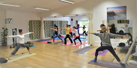 Morning YOGA |TUESDAYS | 10:30AM | Terryland House tickets