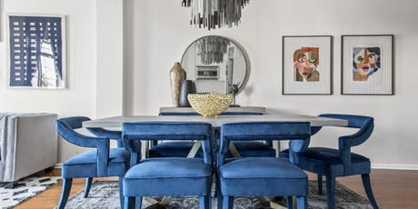 How To Design a Dining Room tickets